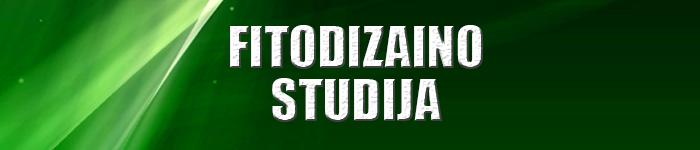 FITODIZAINO-STUDIJA
