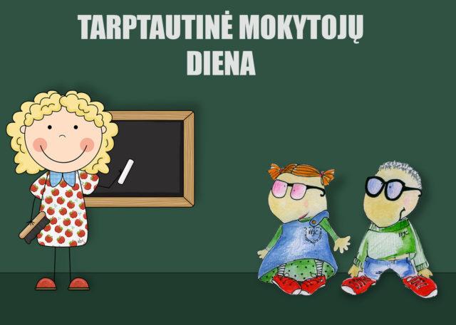 tarptautinė-mokytojų-diena